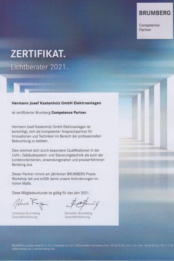 Brumberg-Zertifikat-2021